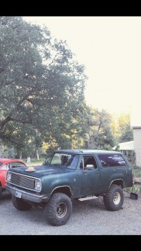 1974 Dodge Ramcharger for sale