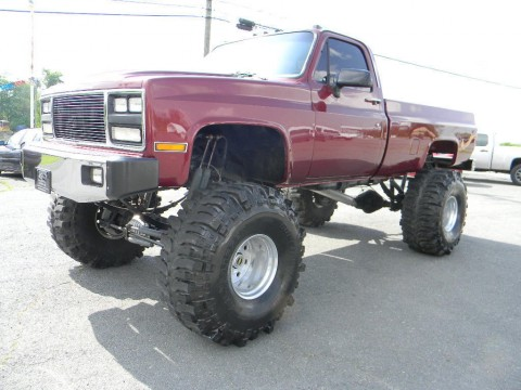 1986 GMC Sierra 1500 Pick Up 454 BigBlock for sale