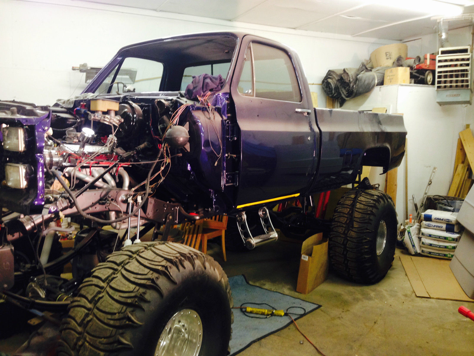 1987 GMC Sierra 1500 | Monster trucks for sale