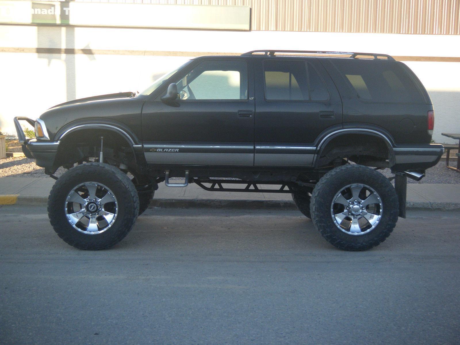 1995 Chevrolet Blazer LT Monster mudder for sale