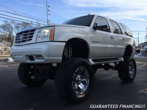 2003 Cadillac Escalade MONSTER CUSTOM SHOW TRUCK for sale