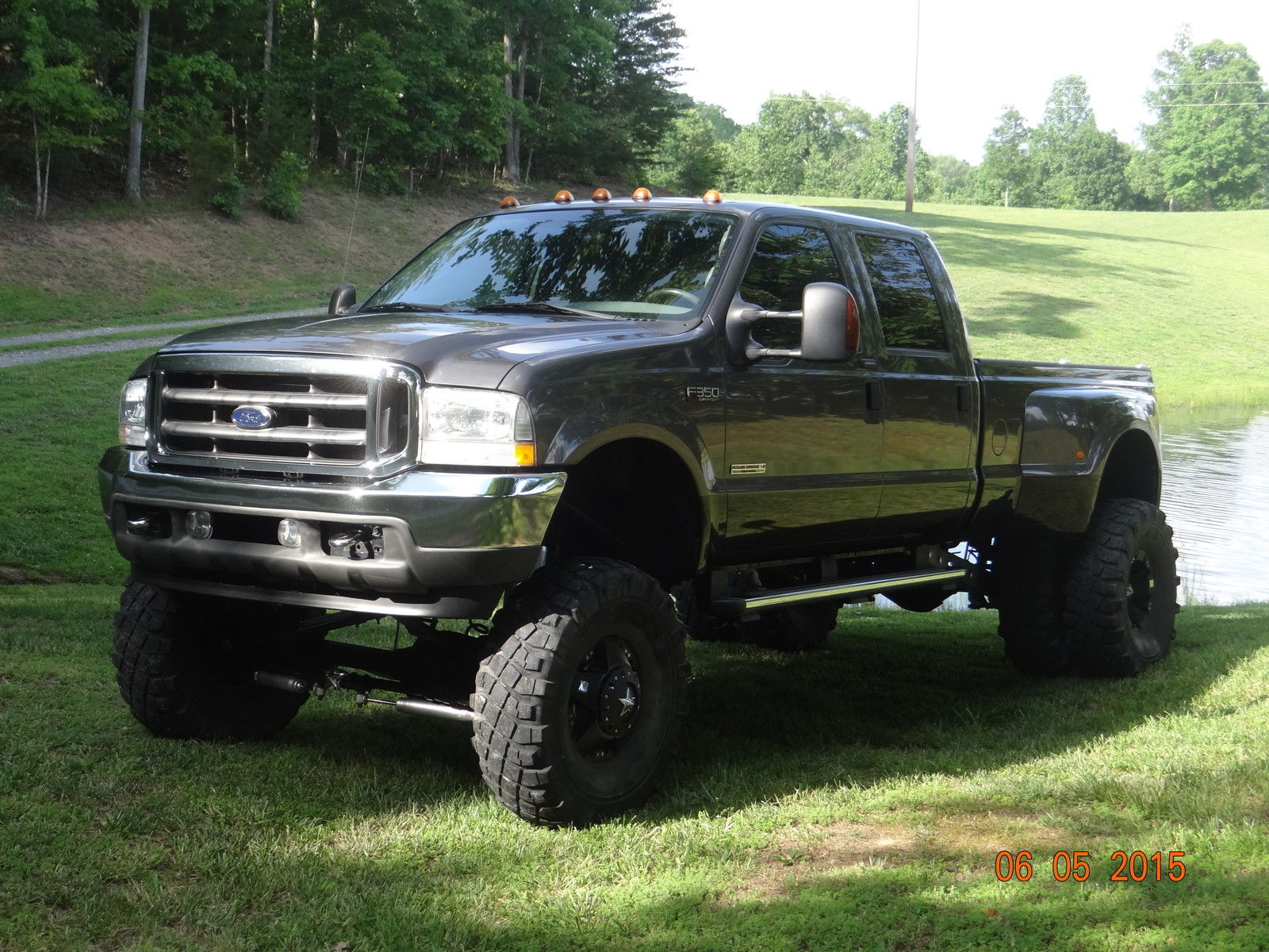 2004 ford f 350 monster for sale. Black Bedroom Furniture Sets. Home Design Ideas