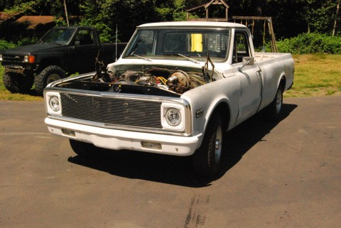 1972 Chevrolet C20 454 Big Block W/ Turbo 400 for sale