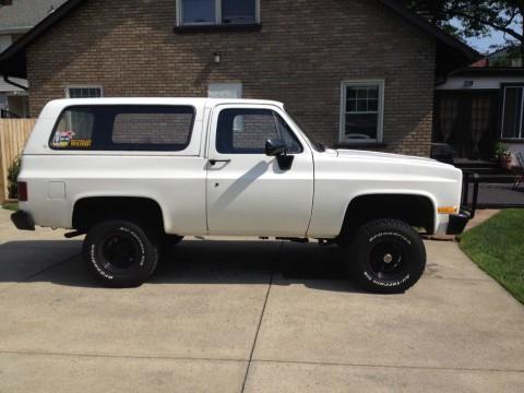 1984 Chevrolet M1009 CUCV K5 Blazer 6.2 Diesel for sale
