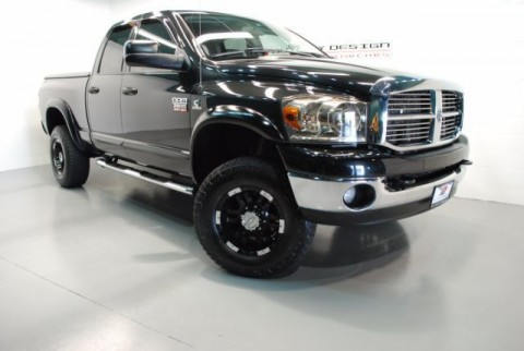 2007 Dodge Ram 2500 SLT Quad Cab for sale
