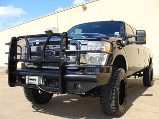 2012 Ford F 350 Lariat F350 Long Bed Lifted for sale
