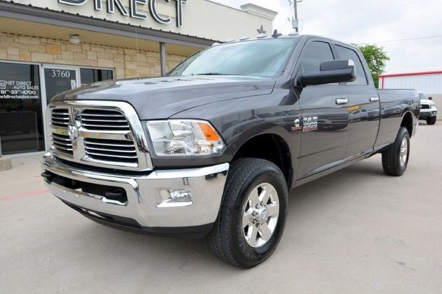 2014 Dodge Ram 3500 SLT Crew Cab Diesel 4×4 Truck | Monster trucks ...