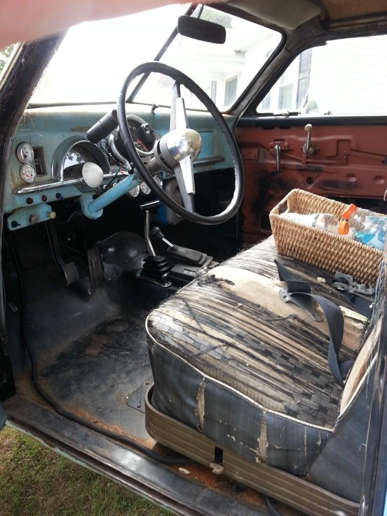 1951 Studebaker Champion 4 Door Monster Truck Rat Rod Hot