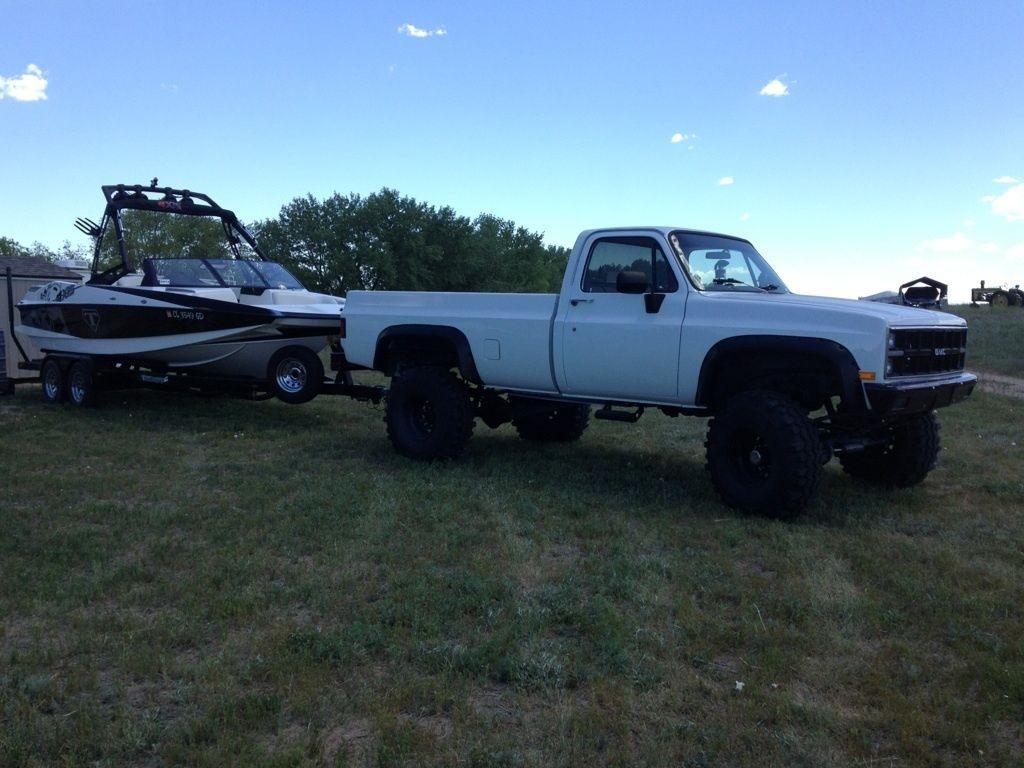 1982 gmc k30 1 ton 4x4 for sale