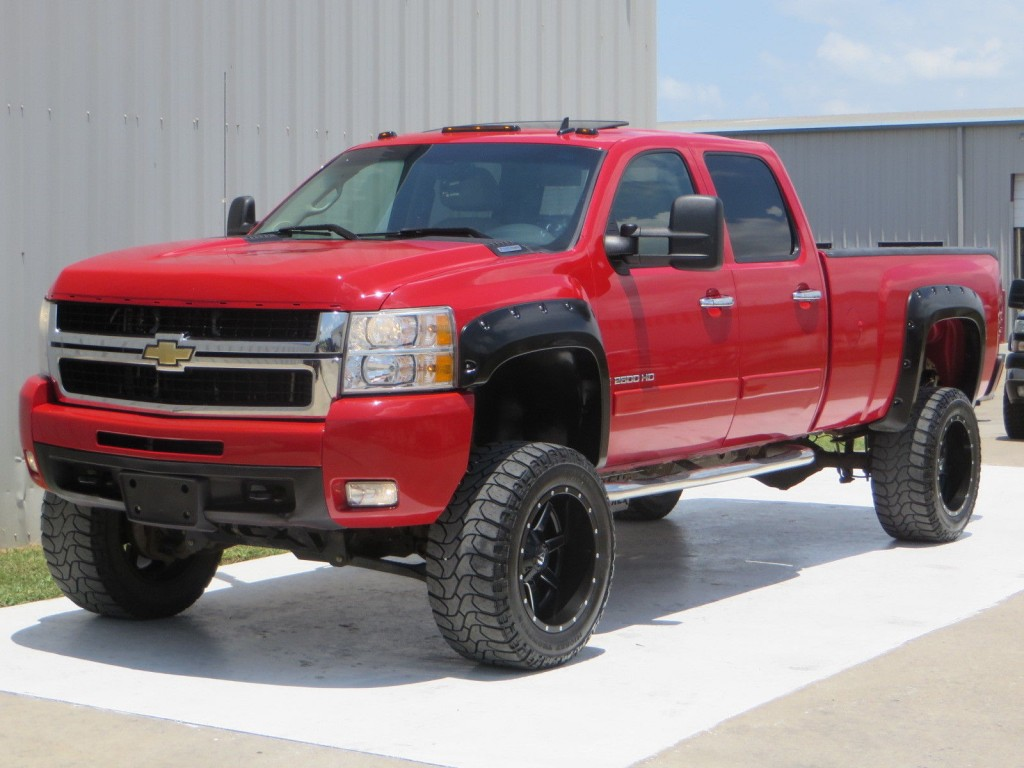 2008 chevrolet silverado 2500 diesel 4 4 ltz 6 6 duramax 6spd allison 4 4 lb sunroof for sale. Black Bedroom Furniture Sets. Home Design Ideas