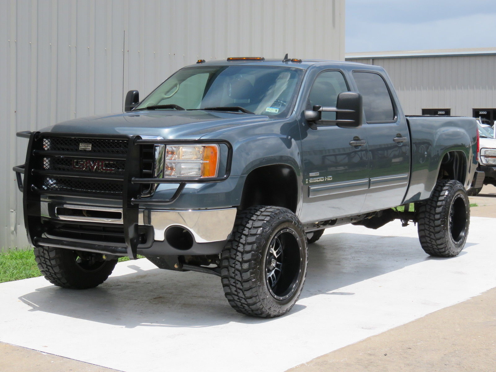 2008 GMC Sierra 2500 Diesel 4×4 for sale