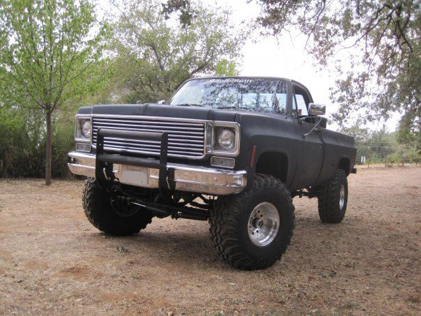 2008 Chevy Silverado Lifted >> 1975 Chevrolet C/K Pickup 1500 for sale
