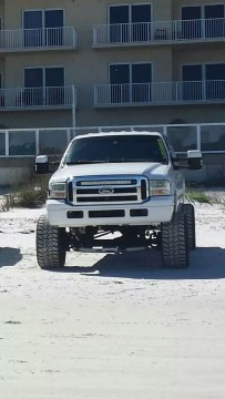 2001 Ford F 350 7.3L Custom Lifted for sale