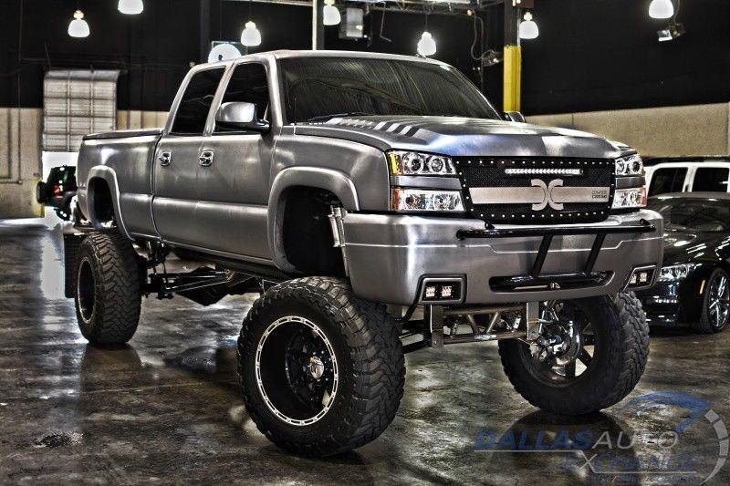 Chevrolet Silverado Monster Monster Trucks For Sale