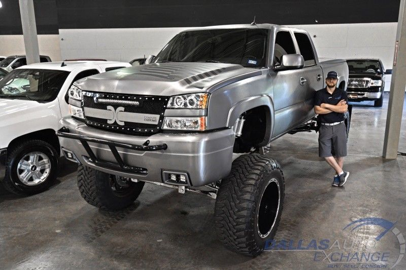 Chevy Silverado Four Door For Sale
