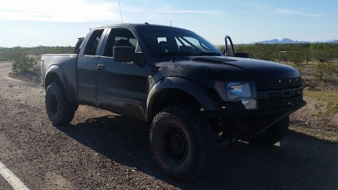 2010 Ford F 150 Raptor Offroad for sale