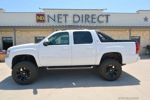 2011 Chevrolet Avalanche LT Z71 Lifted 4×4 Truck for sale