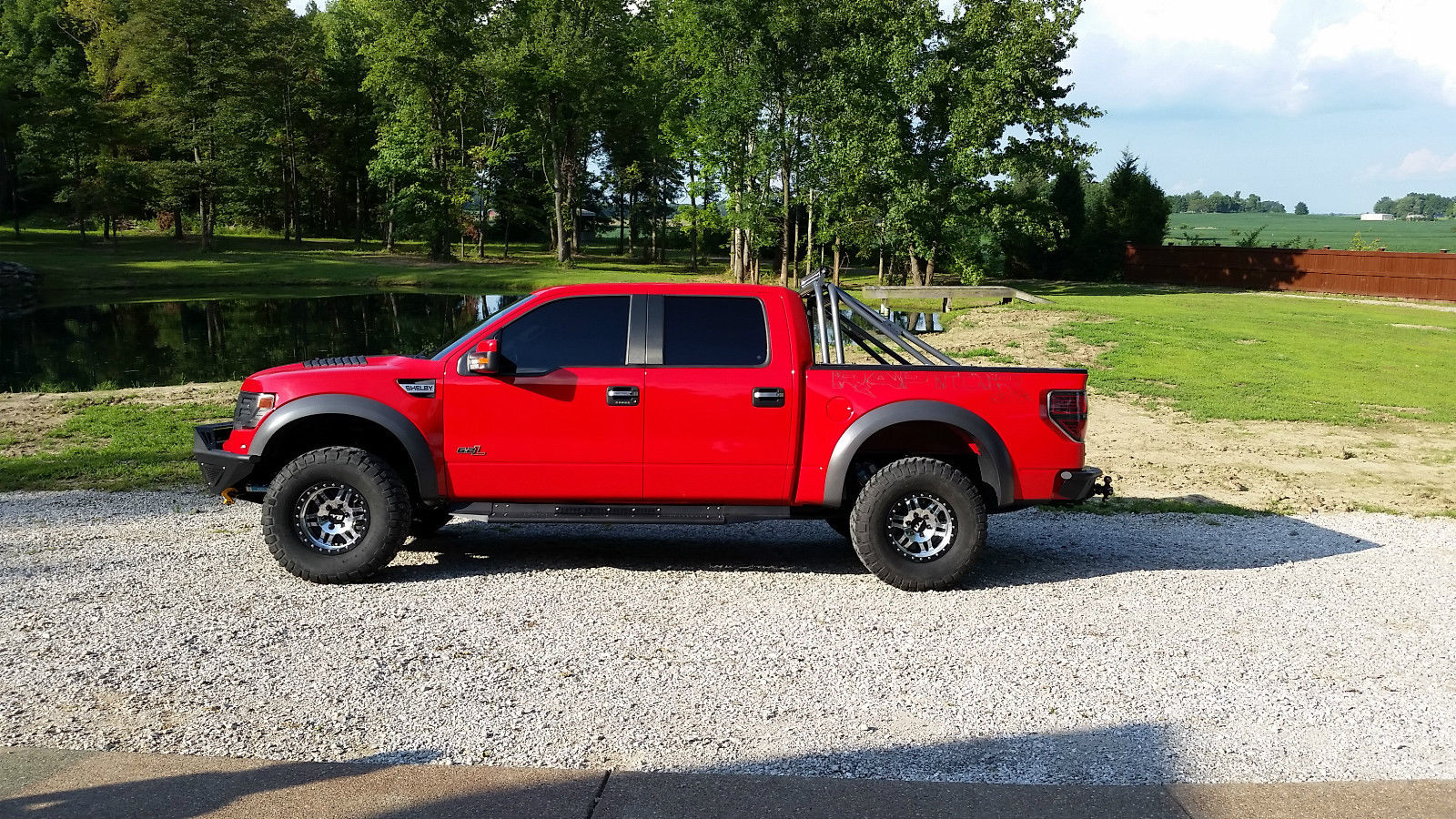 2014 ford f 150 shelby edition supercharged for sale. Black Bedroom Furniture Sets. Home Design Ideas