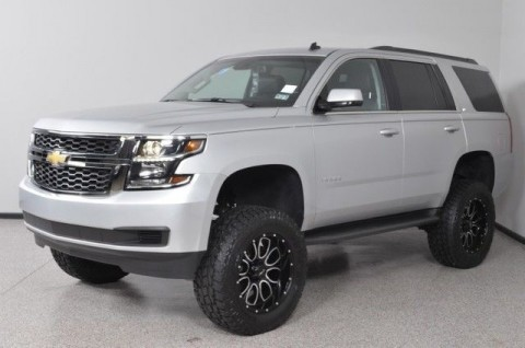 2015 Chevrolet Tahoe LT 4X4 Navigation Custom Lift for sale