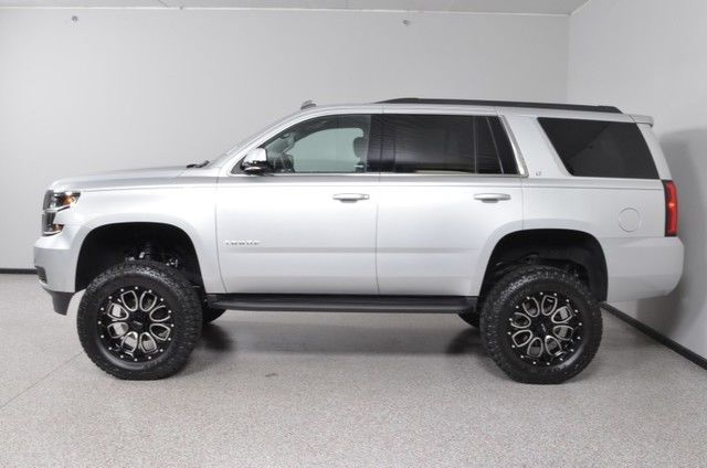 Lifted Tahoe For Sale >> 2015 Chevrolet Tahoe LT 4X4 Navigation Custom Lift for sale
