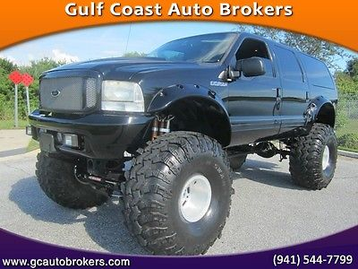2001 Ford Excursion Monster TRUCK for sale