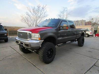 2003 Ford F 350 XLT 4dr Crew for sale