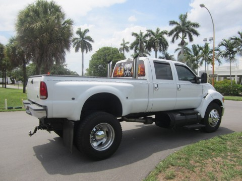 2005 FORD F650 C7 CAT WITH Allison Trani Monster Truck for sale