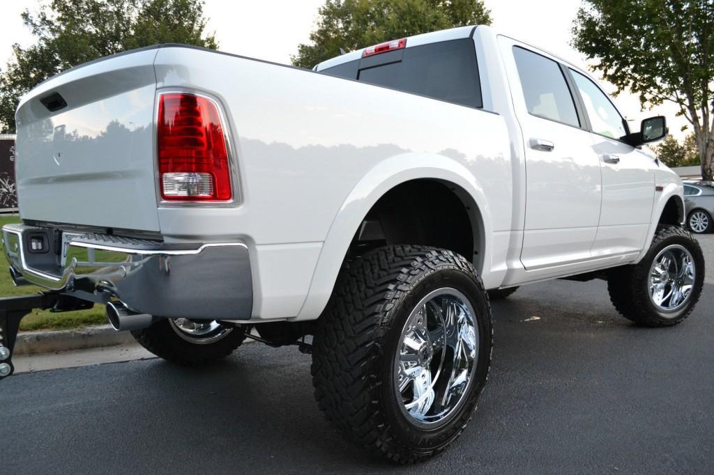 Dodge Ram 1500 Ecodiesel >> 2015 Ram 1500 Ecodiesel 4X4 CREW Laramie Loaded 8 INCH ...