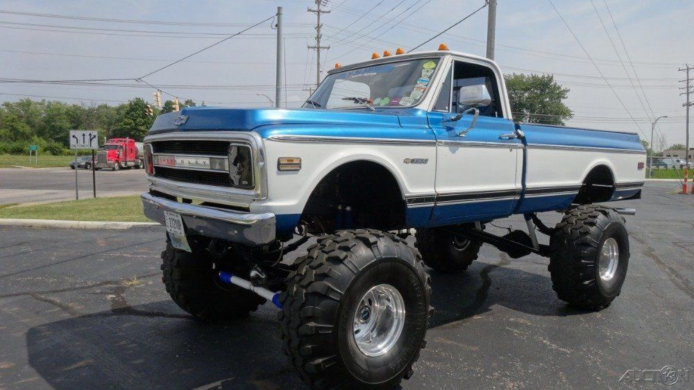 See listing for this 1970 Chevrolet 4×4 Manual Pickup Truck from ...