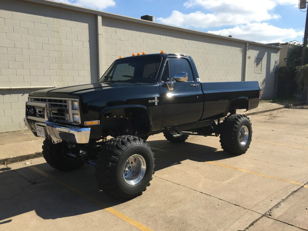 1986 Chevrolet Silverado 3500 For Sale