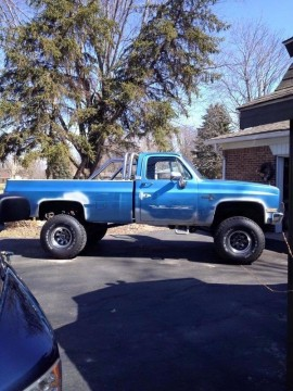 1987 Chevrolet Silverado 1500 for sale