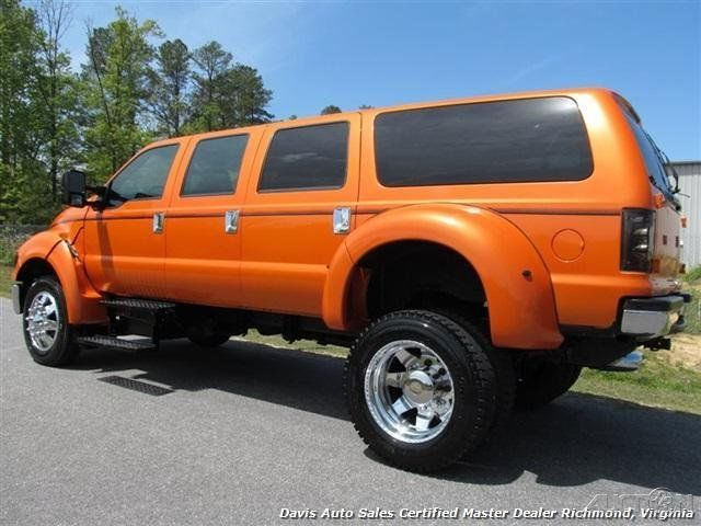 2004 Ford Excursion F650 Superduty Xuv Monster Limo