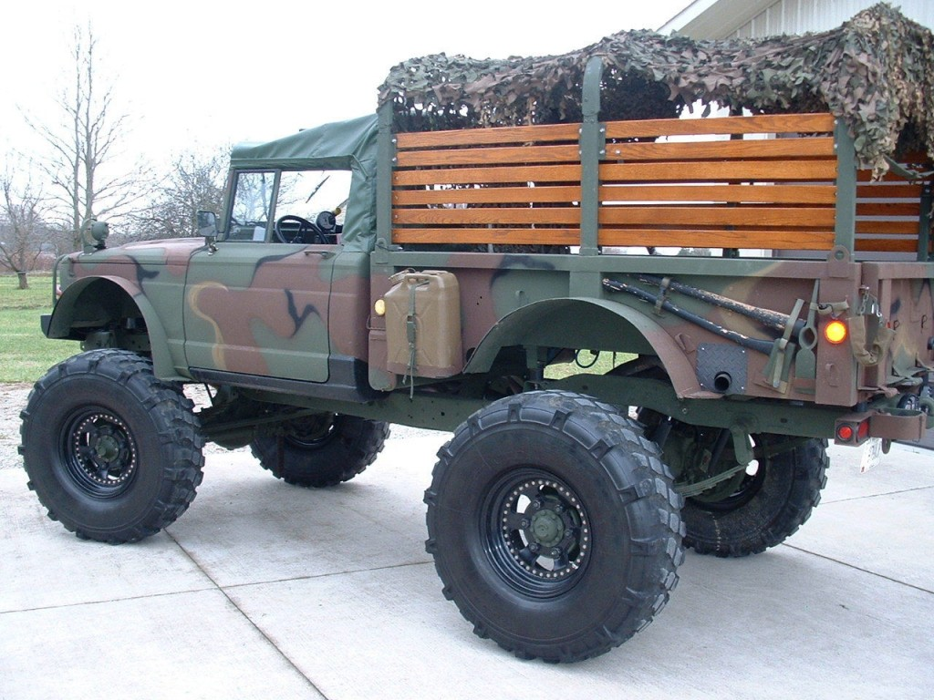 1968 Jeep M715 Military Monster Truck For Sale