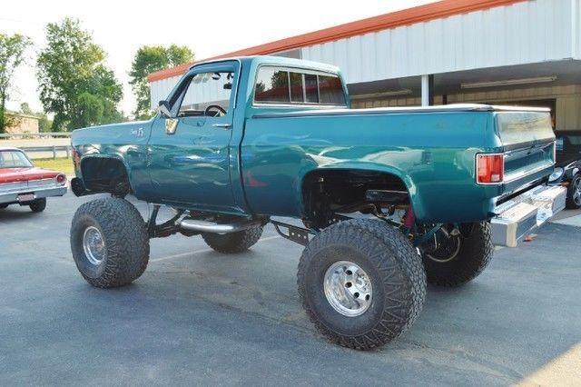1978 gmc sierra 1500 monster show truck for sale. Black Bedroom Furniture Sets. Home Design Ideas