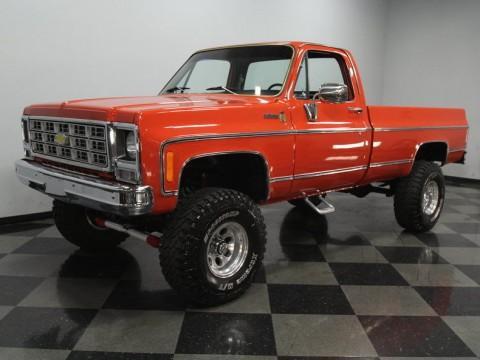 1979 Chevrolet K-10 Full Resto, 383 Stroker V8, 4X4, TH350 for sale