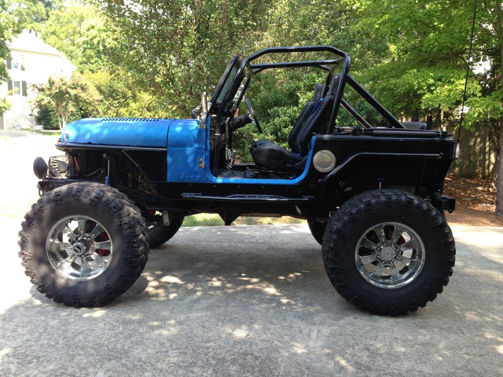 Cj 7 For Sale >> 1980 Jeep CJ7 Rock Crawler for sale