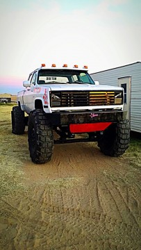 1985 Chevy Monster Truck for sale