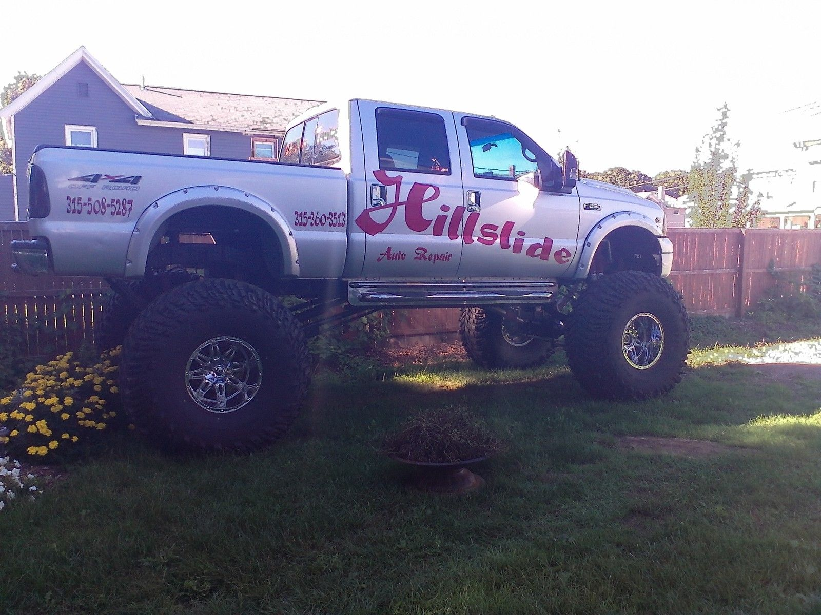 Body Lift Truck >> 1999 Ford F 250 Monster Truck for sale