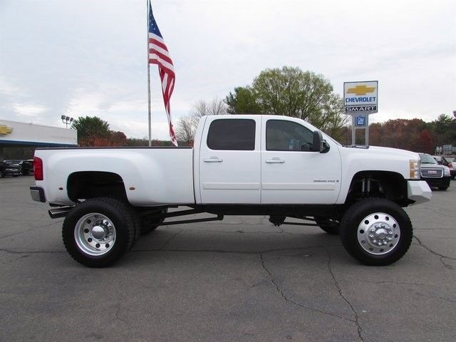 Custom Lifted Diesel Trucks For Sale >> 2008 Chevrolet Silverado 3500 LTZ Monster truck for sale