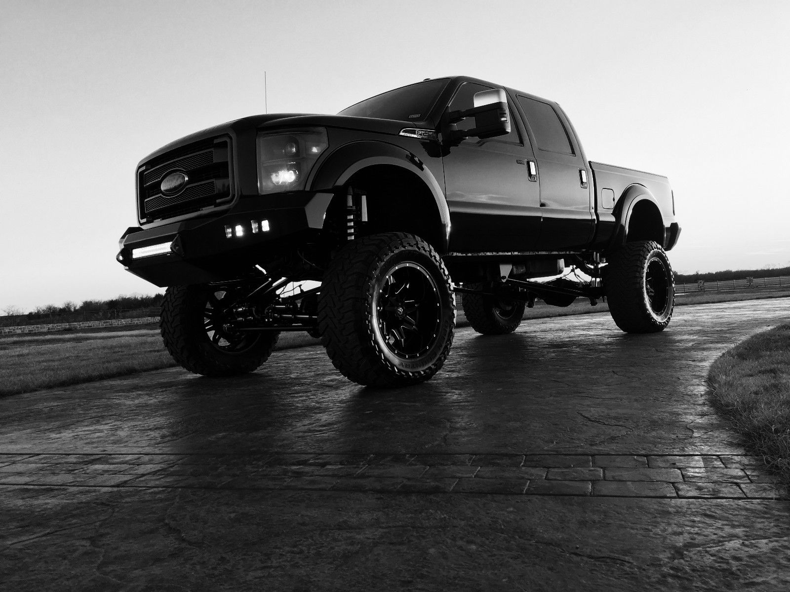 2015 Custom Ford F 250 4x4 Monster Truck For Sale