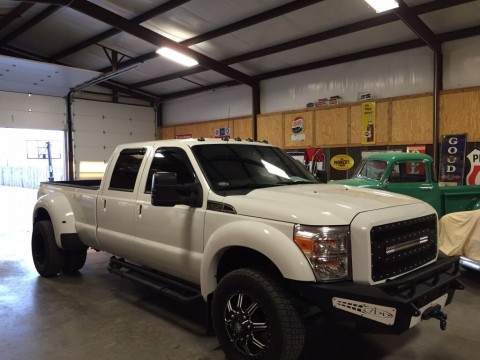 2015 Ford F 350 Crew Cab for sale