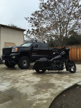 2015 GMC 2500hd Denali Crew Cab SEMA truck for sale