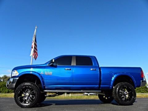 ram  laramie lifted sema truck  sale