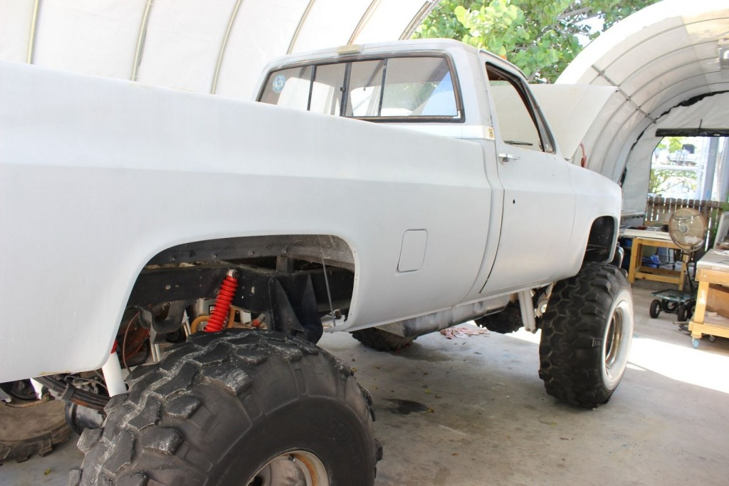 Classic Chevy Trucks For Sale >> Monster Truck 4X4 1985 Chevy K 20 CLASSIC for sale