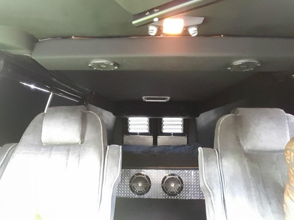 1978 Chevrolet G30 Pathfinder Conversion Quigely 4 215 4 Van