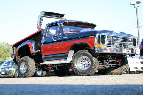 1979 Ford F150 Ranger Custom Truck for sale