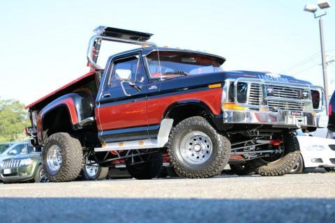 1979 Ford F150 Ranger Custom Truck for sale