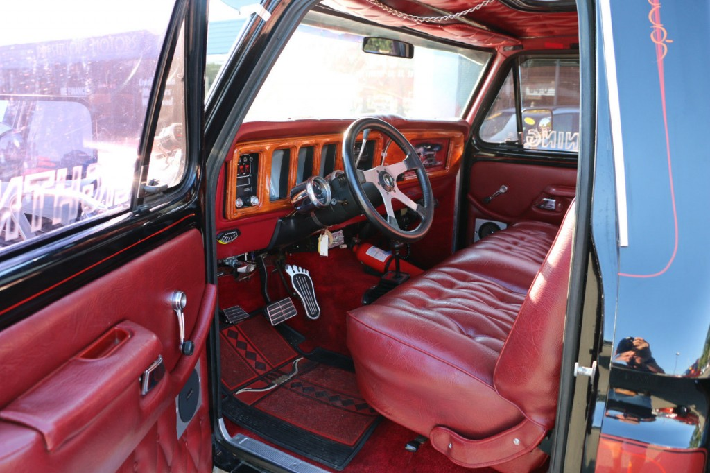 1979 Ford F150 Ranger Custom Truck