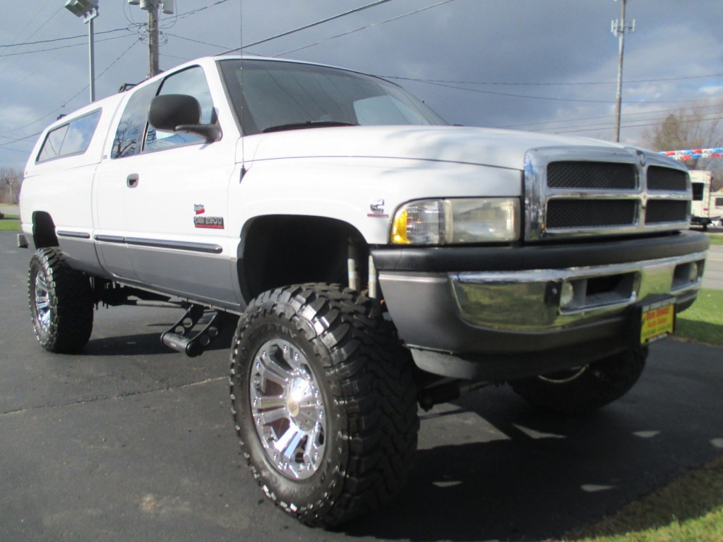 1999 Dodge Ram 2500 Cummins Diesel For Sale