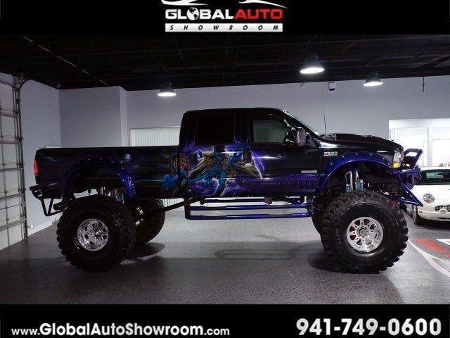 Ford F Monster Truck Monster Trucks For Sale